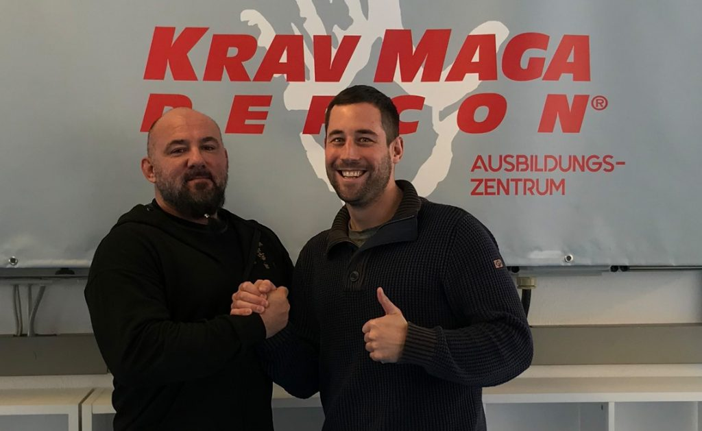 Andreas Silbersack und Falk Berberich